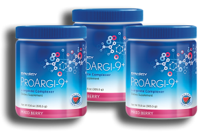 ProArgi-9+ mixed berry - 4 CANS3